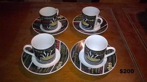 Tazas de cafe o te nuevas sin uso