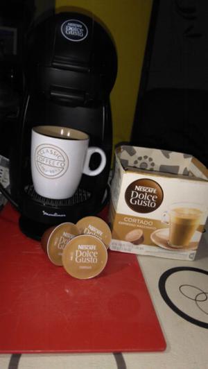 Cafetera dolce gusto NESCAFE moulinex