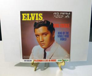 ELVIS PRESLEY - KING CREOLE /not for sale!!