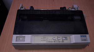 IMPRESORA EPSON LX300 NUEVA 220V
