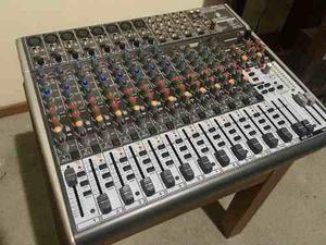 Mixer Behringer Xenyx X Usb - Consola De Grabacion