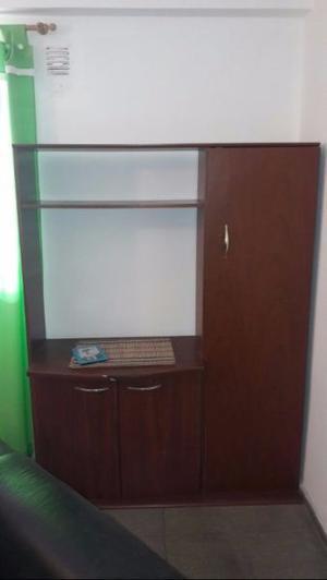 Modular de madera con puertas - LIQUIDO URGENTE