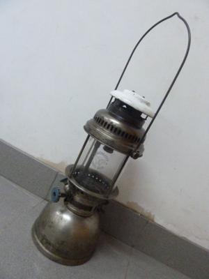 Sol De Noche Petromax Farol Antiguo A Kerosene