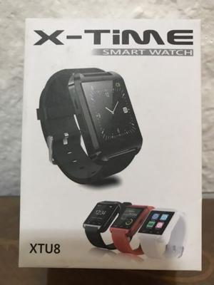 Vendo smart watch en caja y sin uso