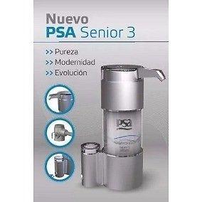 purificador PSA senior 3 con 12 filtros