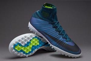 Botines Nike MercurialX Proximo Ic/Tf Para futsal y Para