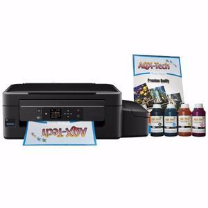 Impresora Epson L495 L475 Ecotank Escaner Wifi + 1l Aqx L455