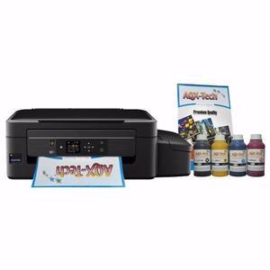 Impresora Epson L495 L475 L455 Escaner + 1l Sublimación Aqx