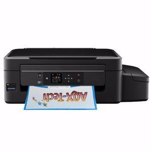 Impresora Epson L495 L475 Wifi Escan + 400ml Sublimación