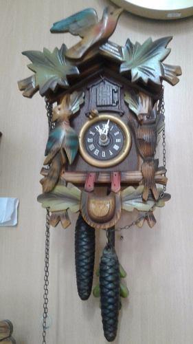 Reloj Cu-cu Año  Nuevo Sin Uso