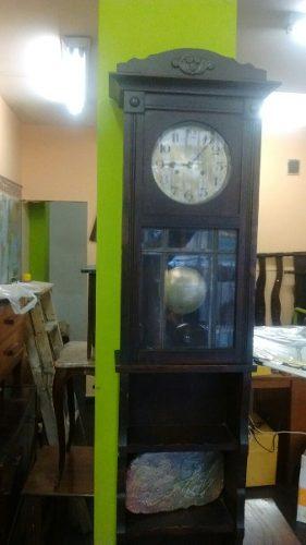 Reloj De Pie Con Pendulo Y Llave Altura 2 Metros