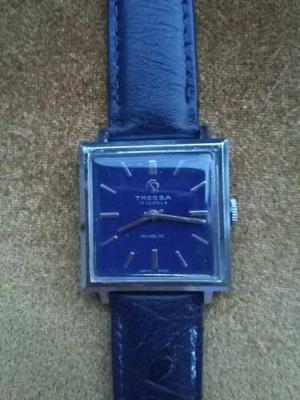 Reloj Tressa, Cuerda Manual,c,