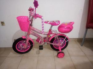 Vendo bici rodado12 nueva