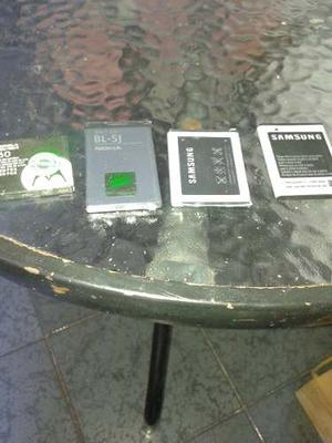 Baterias Para Celulares Nuevas