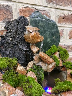 Cascadas con piedras naturales posot class for Cascadas con piedras naturales