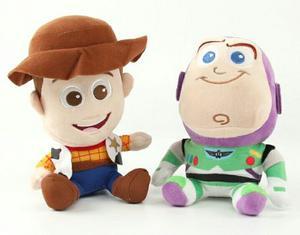 Peluche Toy Story Woody O Buzz 25cm Hermosos!!
