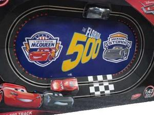 Pista Electrica De Cars 3 Florida 500 Track Speed Up Jackson