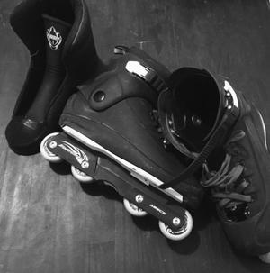 Roller rollerblade profesional