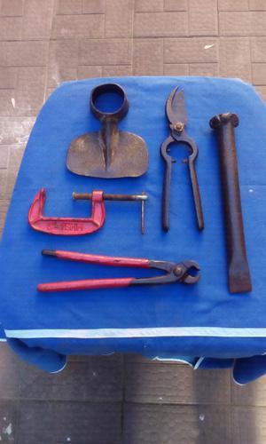Vendo lote de 5 herramientas en buen estado