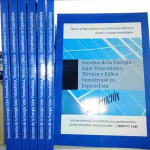 2da Edicion Libro Energía Solar Y Térmica P/ Instalador