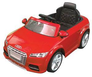 Audi Tt A Bateria 12 Volts Mp3+fm C/control + Llantas D