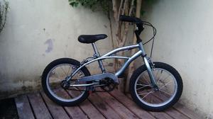 Bicicleta Playera Spiderman Rodado 16 Lista Para Usar!!