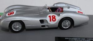 Coleccion F1 Salvat Mercedes W  Juan Manuel Fangio