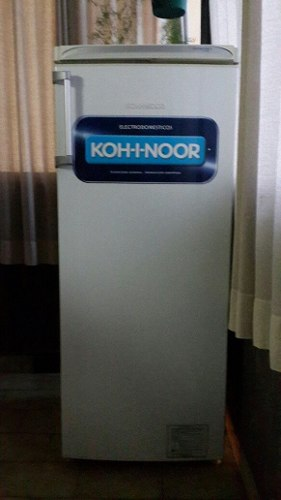 Heladera Kohinoor Sin Freezer