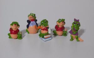 Juguetes Miniaturas Cocodrilos Kinder Sorpresa