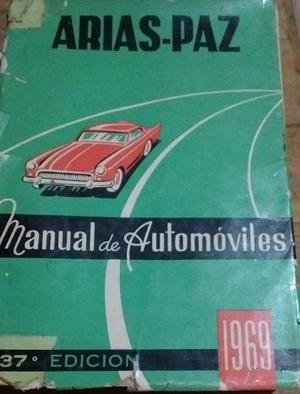 M. Arias Paz Manual De Automóviles