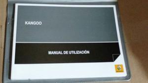 Manual De Usuario Renault Kangoo Linea Nueva