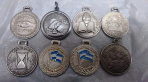 medallas escolares nuevas