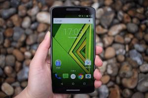 Motorola x play pocos meses de uso