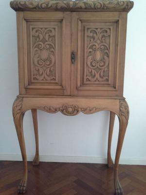 Mueble de estilo Chippendale, lavado