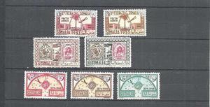 Somalia Rara Coleccion De Estampillas De Correo Aereo Mint