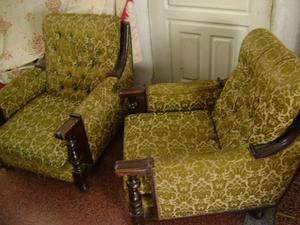 1 sola silla estilo luis xvi para pintar o posot class - Sillones estilo frances ...