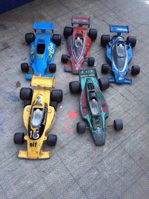 Autos galgo fórmula 1