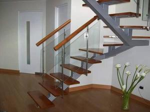 Escaleras Modernas interiores a medida tambien exteriores