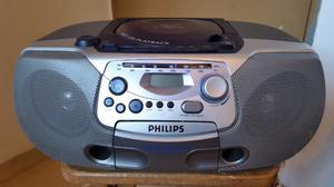 GRABADOR PHILIPS CD MP3 AUX