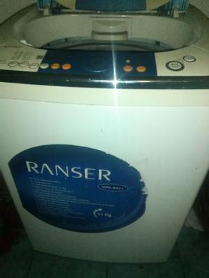 Lavarropas y centrífuga automatico
