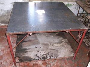 Mesa de piedra pizarra