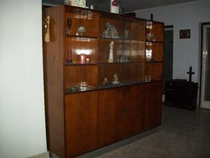 Mueble de madera lustrada en boedo muebles posot class - Separador de madera ...