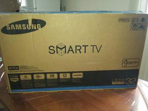 Smart Tv Samsung 32 pulgadas Nuevo Sin Uso
