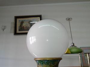VENDO LAMPARA REDONDA GRANDE DE TECHO. NALO