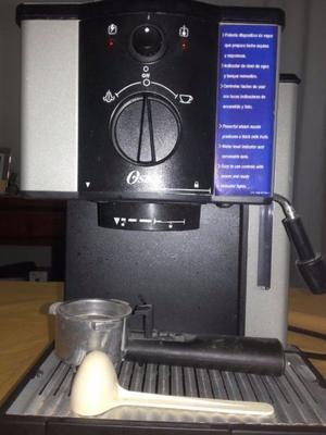 Vendo cafetera express Marca Oster