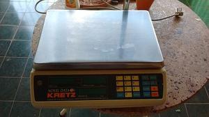 Vendo/Permuto Balanza Electronica Kretz
