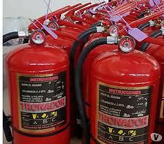 recarga de extintores zona sur