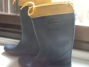 Botas de lluvia Pampero