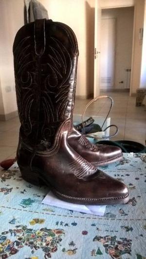 Botas texanas para hombre N°