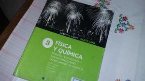 FISICA Y QUIMICA 3ER AÑO SECUNDARIA